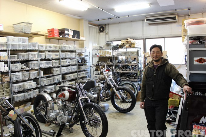 JOYRIDE SPEED SHOP