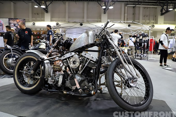 GRASS ROOTS CYCLES/グラスルーツサイクルズ 2019ニューオーダーチョッパーショー