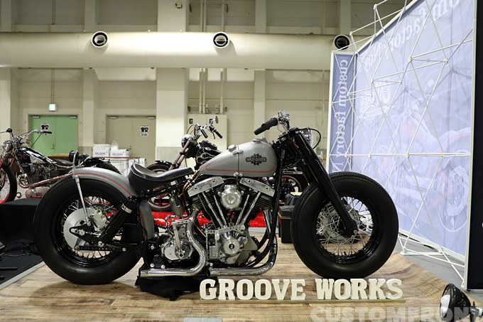 GROOVE WORKS/グルーブワークス 2019ニューオーダーチョッパーショー